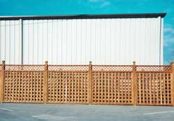 Master Halco, Inc. - Wood Privacy Fence